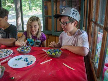 Family Camp at Camp Lake Louise